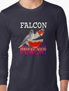 Falcon (fruit) Punch! Long Sleeve T-Shirt