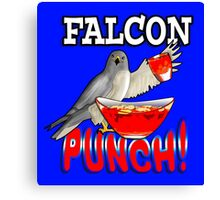 Falcon (fruit) Punch! Canvas Print