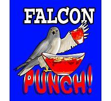 Falcon (fruit) Punch! Photographic Print