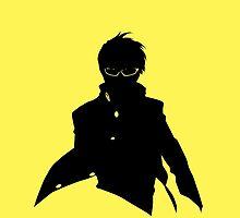 Yu Narukami (Persona 4) by RobsteinOne