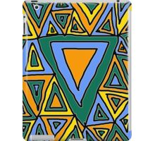 Litter Of Triangles iPad Case/Skin
