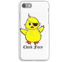 Chick Fury iPhone Case/Skin