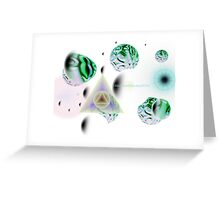 Sypro 5D 8008 Greeting Card