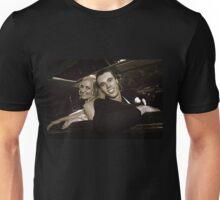 Inside the Wedding Limo Unisex T-Shirt
