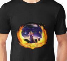 Fire Alone Unisex T-Shirt