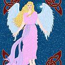 Angel Skies by redqueenself