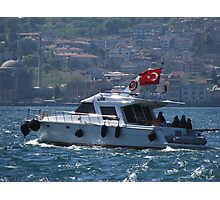 A day in Bosphorus,Istanbul! Photographic Print