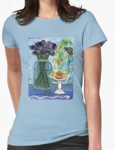 Flowers & Fruits Still Life T-Shirt