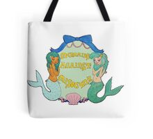 Mermaids Against Misogyny  Tote Bag