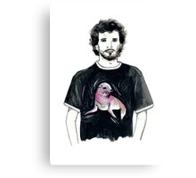 Bret - Flight of the Conchords Canvas Print