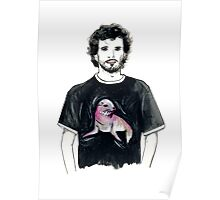 Bret - Flight of the Conchords Poster
