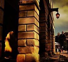 Lamplight by JacquiK