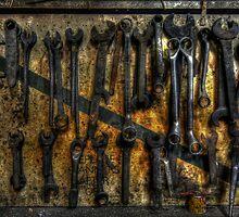 Spanners by Yhun Suarez