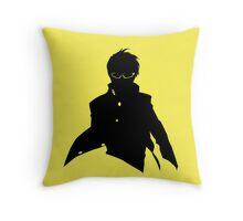 Yu Narukami (Persona 4) Throw Pillow