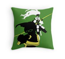 Chie Satonaka/Haraedo-no-Okami (Persona 4) Throw Pillow