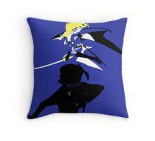 Naoto Shirogane/Sumeragi (Persona 4) Throw Pillow