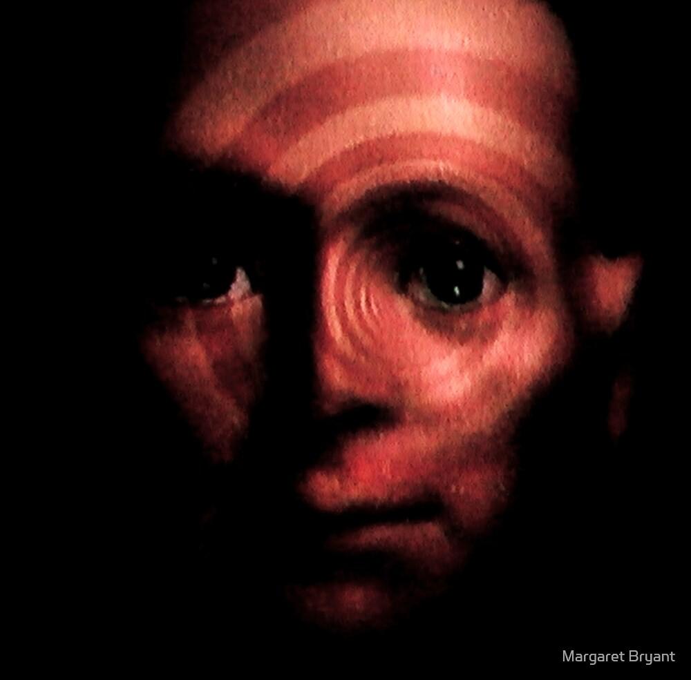 Horror Spinning Around Hugo by Margaret Bryant