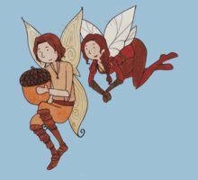 Forest Fairy Rumbelle Kids Tee