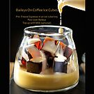 Baileys On Coffee Ice Cubes Recipe Card by antsp35
