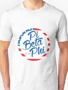 American Pi Phi Unisex T-Shirt