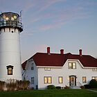 Chatham Light by bettywiley