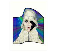 The Fear & Loathing Deli Art Print