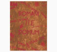 Romans Go Home! Kids Clothes