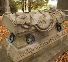 Civil War General-Monument by bunnij