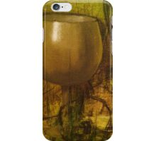 Goblet iPhone Case/Skin