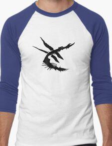 """Phalanx"" - Colossus No. 13 (Shadow of the Colossus) Men's Baseball ¾ T-Shirt"
