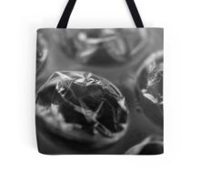 Close up of bubble wrap Tote Bag