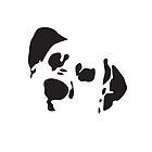 Bite Me - Dalmation by catherine barnhoorn