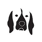 Bite me - Beagle by catherine barnhoorn