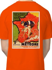 Vintage French bicycle race advert Classic T-Shirt