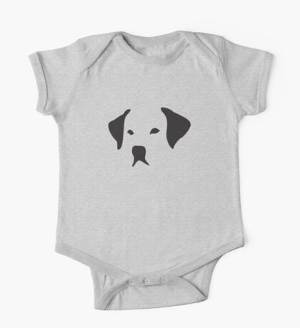 Bite me - Labrador One Piece - Short Sleeve