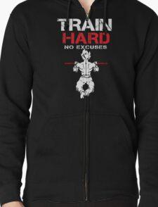 Train Hard Vegeta T-Shirt