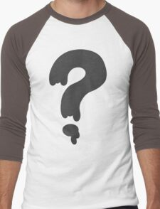 "Soos's ""?"" Men's Baseball ¾ T-Shirt"