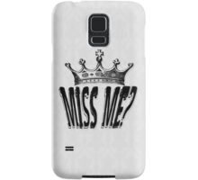 Miss Me? - Moriarty Samsung Galaxy Case/Skin