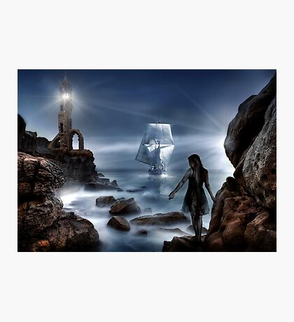 Smugglers Cove Photographic Print