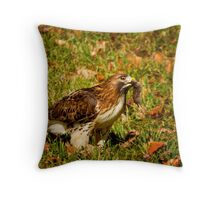 Gotcha!! Throw Pillow