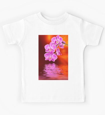 Orchid - 17 Kids Tee