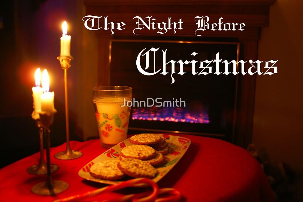 """Christmas Eve Night"" by JohnDSmith"