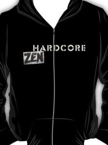 Hardcore Zen Logo Only T-Shirt or Hoodie T-Shirt