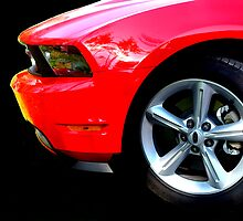 Mustang Mach by vigor