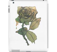 Gold Blood Rose iPad Case/Skin