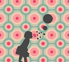 Blowing Bubbles by catherine bosman
