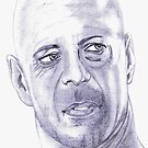 Bruce Willis.....Tribute to Sir  Murphy by Bobby Dar