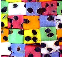 Liquorice Allsorts by Bloomin' Arty Phone Cases
