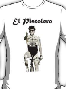 Alberto Contador El Pistolero T-Shirt