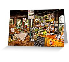 Diggers Club Shop Greeting Card